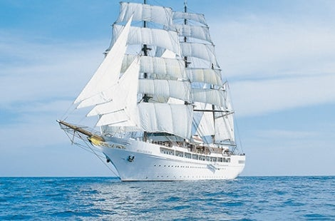 Exterior Sea Cloud II