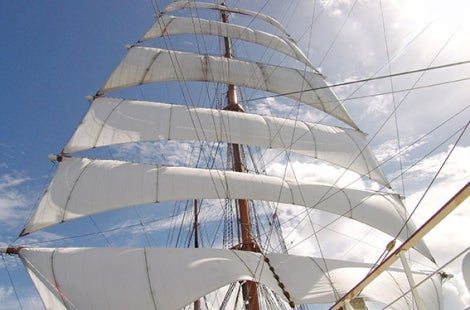 Sails of Sea Cloud