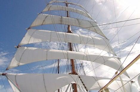 Sails of Sea Cloud