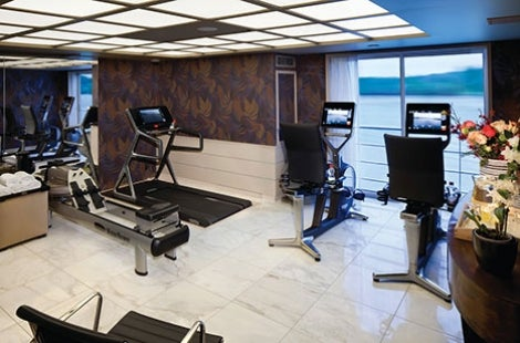 AmaPrima Fitness Room