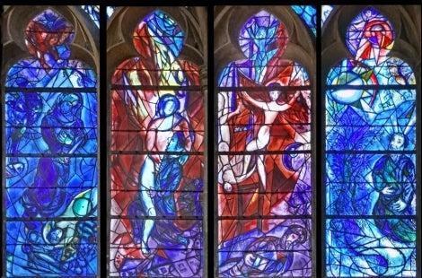 Catherale Saint Etienne de Metz