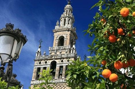 Giralda Seville Tower