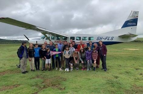 Family Tanzania trip 2019