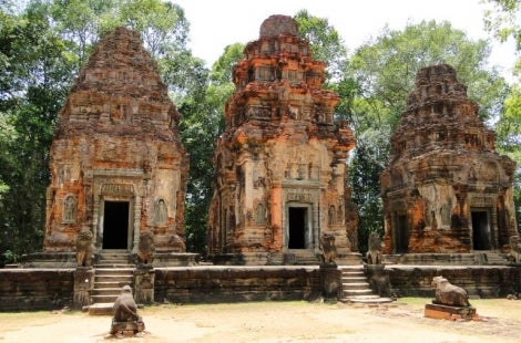 Roluos Siem Reap