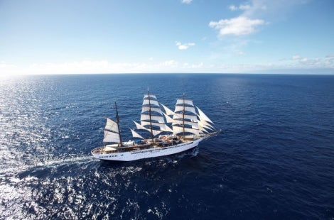 Sea Cloud II ship