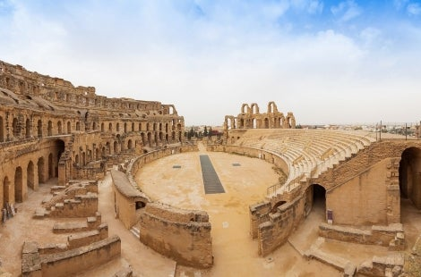 Theater at El Jem