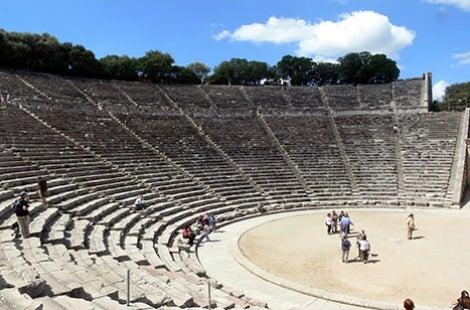 The Great Theatre of Epidaurus