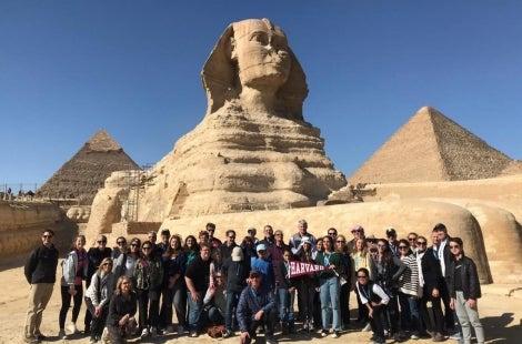 Sphinx group photo