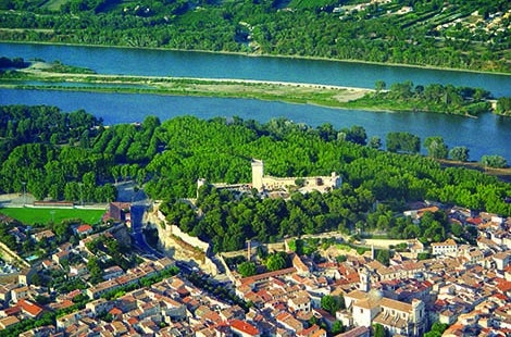 Lyon to Arles