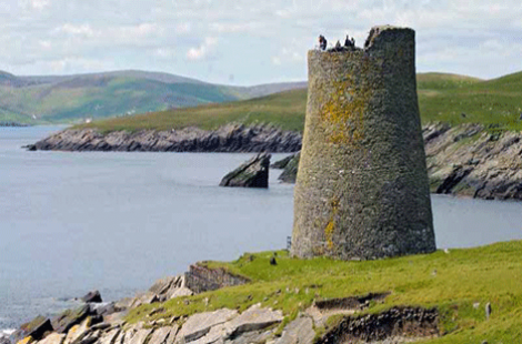 Orkney Shetland