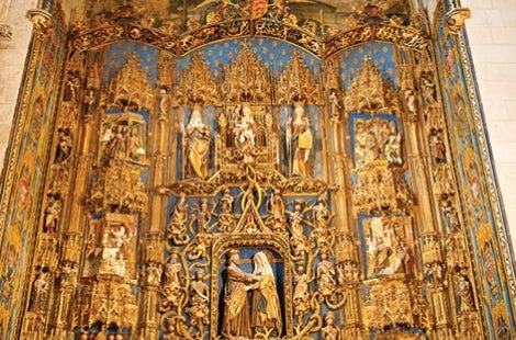Burgos Altar
